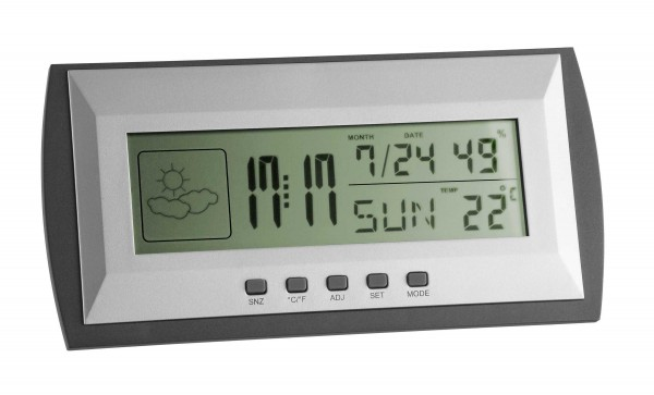 TFA 35.1065 Digitale Wetterstation
