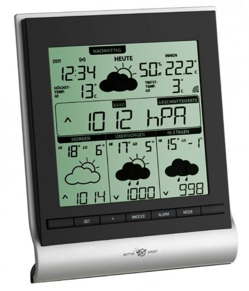 Wetterstation Wetterdirekt Genio 300 Vorführgerät