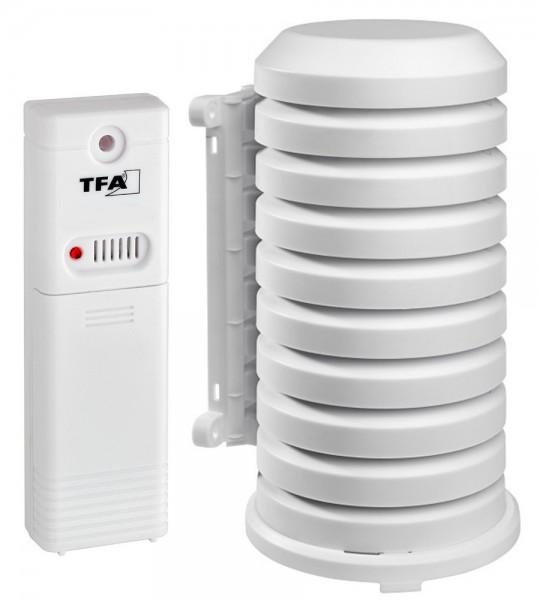 Funk-Sender TFA 30.3232.02 mit Wetterschutzgehäuse Temperatur-Sender