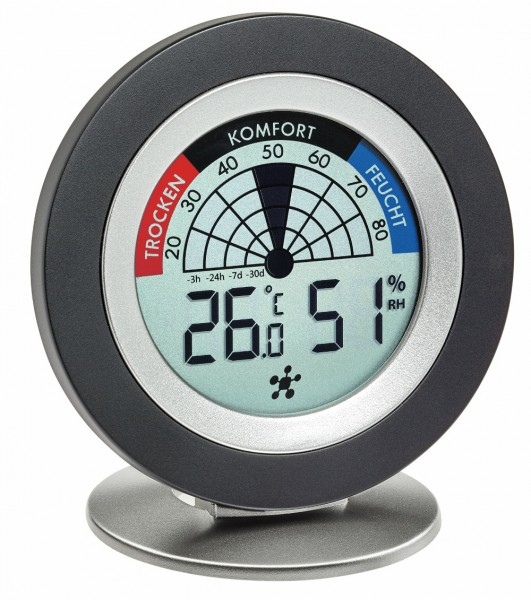 Thermometer-Hygrometer Cosy Radar TFA 30.5043.01 Raumklimakontrolle