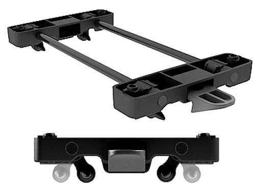 Racktime Systemadapter Snap-IT Haltesystem für Taschen und Körbe