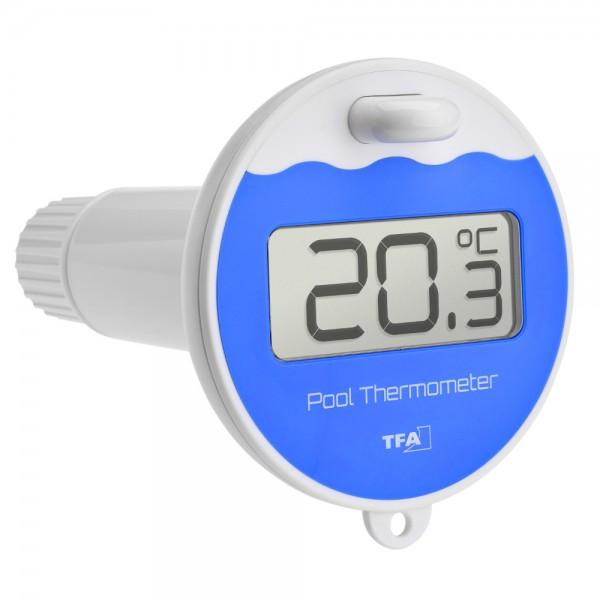 Schwimmsender TFA 30.3238.06 passend für Poolthermometer Marbella