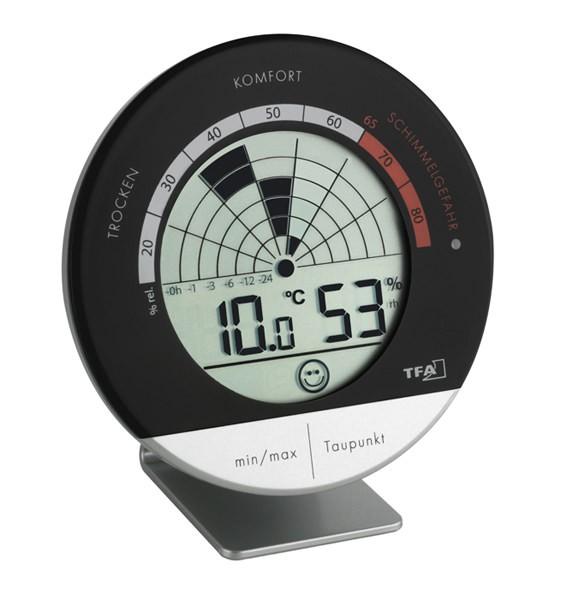 Schimmel-Radar Thermo-Hygrometer TFA 30.5032