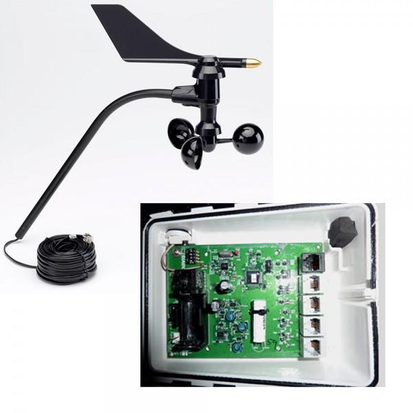 Windmesserarm Anemometer Reparatur-Kit für Davis Vantage Pro 2 ISS Ersatzteil Zubehör