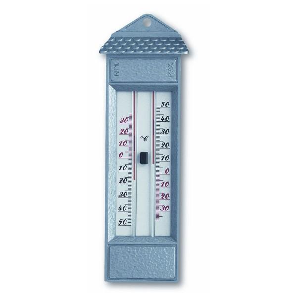 Min-Max-Thermometer Druckguß schwer TFA 10.2006