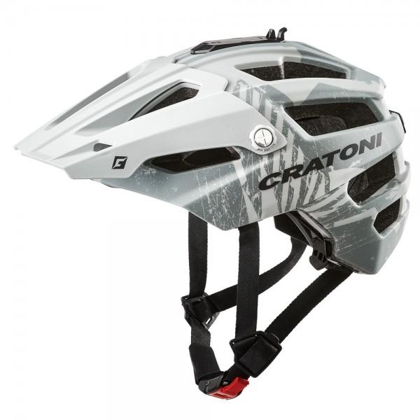Cratoni AllTrack Mountainbike Helm Fahrradhelm Kamerahalter