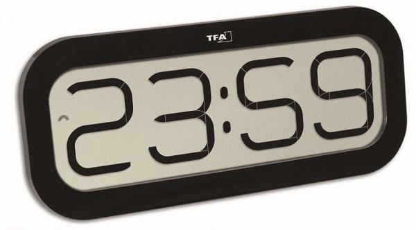 Funk-Wanduhr BimBam TFA 60.4514 Funkwanduhr mit Stundenschlag