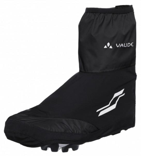 Vaude Fahrradüberschuhe Tiak Regenschutz schwarz Gamasche