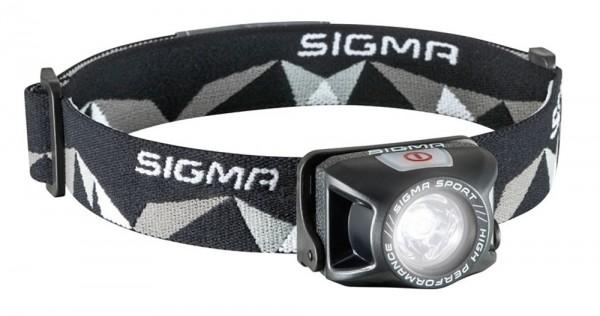 Sigma Stirnlampe Headled II 18850 Outdoor Trekking