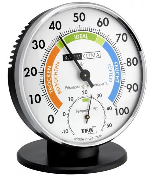 Thermometer-Hygrometer Klimakurt TFA 45.2033