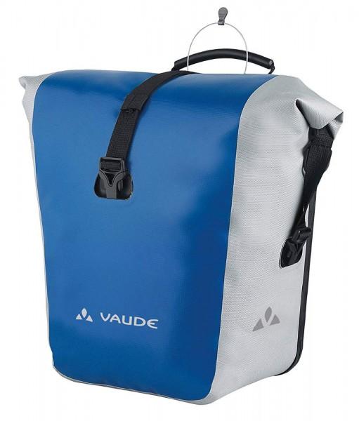 Vaude Aqua Front single blue-metallic Fahrradtasche