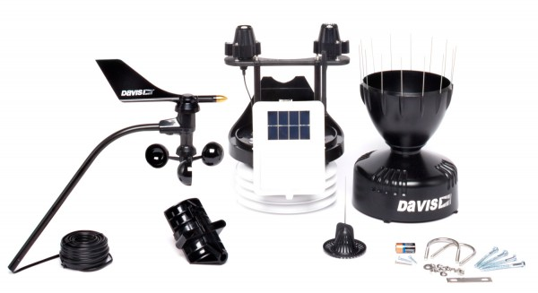 Davis Integrierte Sensoreinheit ISS 6327-Funk mit UV und Solarmessung