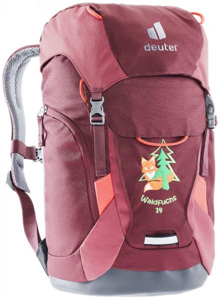 Deuter Waldfuchs 14 Modell 2021 Kindergartenrucksack Kinderrucksack