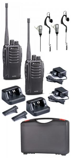 Midland Handwerkerkoffer G10 Pro C1107.S1 Sprechfunkgerät Funkgeräte