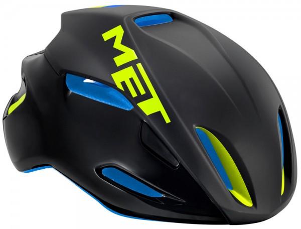 Met Rennradhelm Manta leichtester Helm 200g Straßenhelm Fahrradhelme