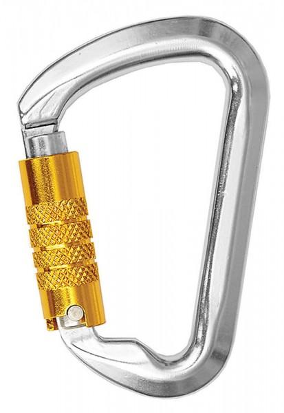 TreeUp Karabinerhaken AZ 014 DT Typ tri lock