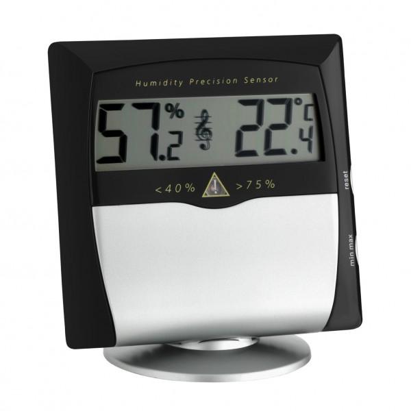 TFA 30.5009 Digitales Thermo-Hygrometer MUSICONTROL
