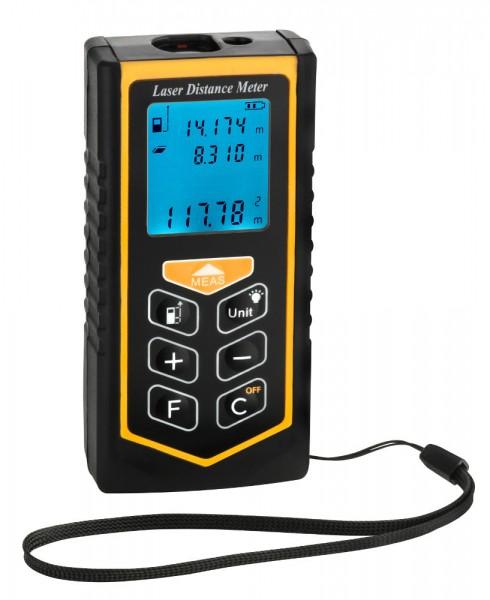 Präzisions Laser Distanzmessgerät TFA 31.3301 LM 40