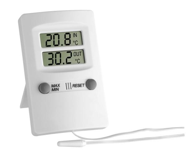 TFA 30.1009 Digitales Innen-Außen-Thermometer