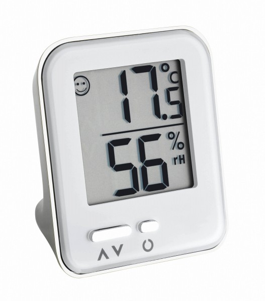 TFA 30.5029 Digitales Thermo-Hygrometer METAL MOXX