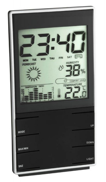 Hygrometer-Station Klimawatch TFA 35.1102