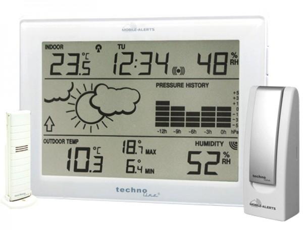 Technoline Starterset MA 10006 Mobile Alerts Haus-Überwachungs-System
