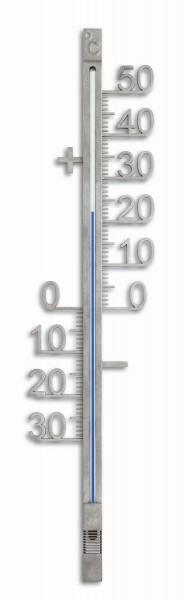 TFA 12.5011 Analoges Außenthermometer aus Metall