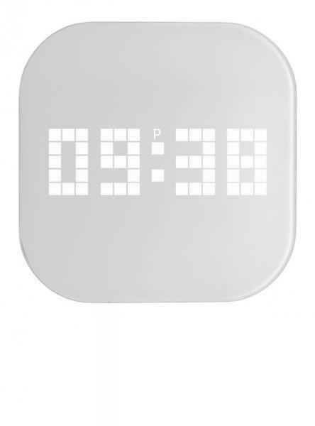 TFA 60.4000 Digitale Glas-Wanduhr DESIGN