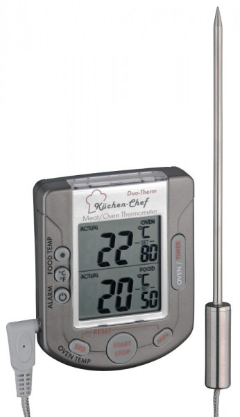 Digitales Bratenthermometer Küchen-Chef TFA 14.1503.10