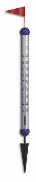 TFA 12.2038 Analoges Design-Gartenthermometer GULLIVER