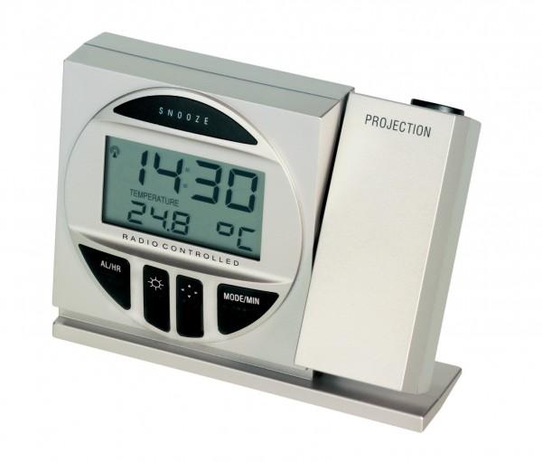 TFA 98.1009 Digitale Funk-Projektionsuhr mit Temperaturanzeige
