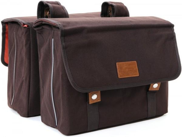 New Looxs Mondi Double Modell 2016 Fahrradtasche Doppeltasche Gepäckträgertaschen