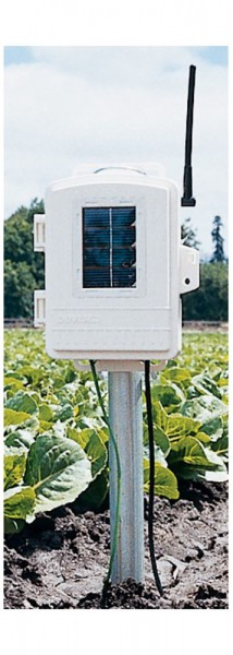Funk Blatt-Bodenfeuchte-Temperaturstation 6345