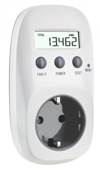 TFA-Dostmann Energiekosten-Messgerät TFA 37.3003.02 Stromverbrauchsmesser