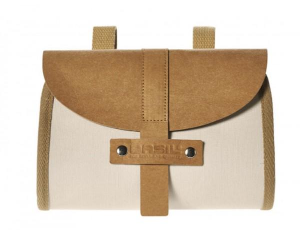 Basil Portland Satteltasche oder Lenkertasche im Retro Look
