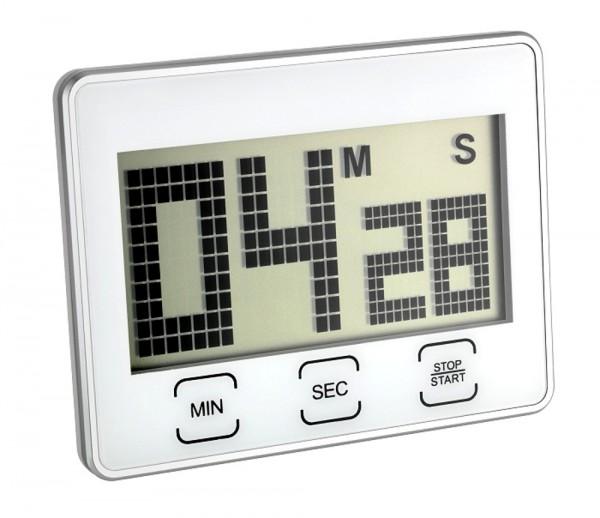 Digital-Timer mit Stoppuhr TFA 38.2027