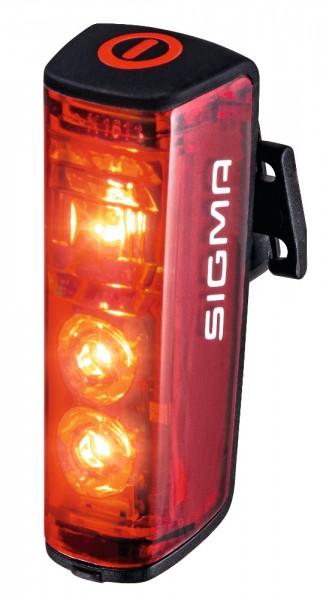 Sigma Blaze 15100 Rücklicht mit Bremslicht Funktion Fahrradlicht