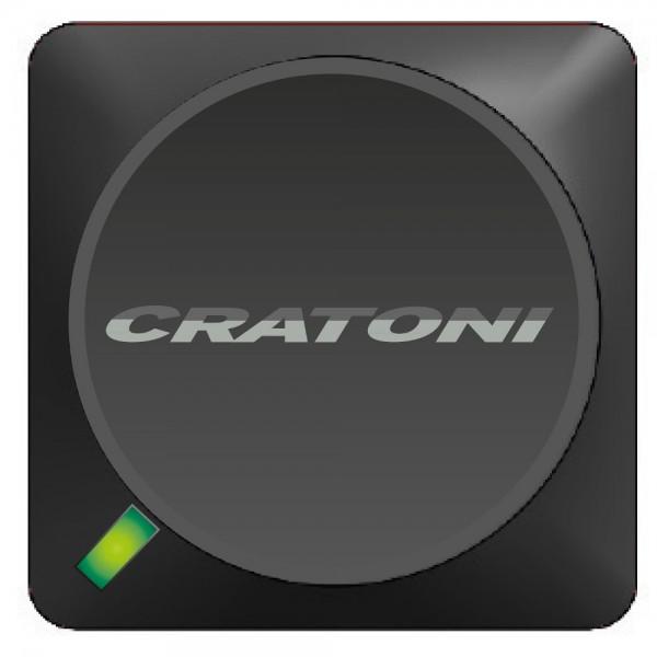 Cratoni Crash-Sensor C-Safe Sturzerkennung Notfallortung Unfallsensor