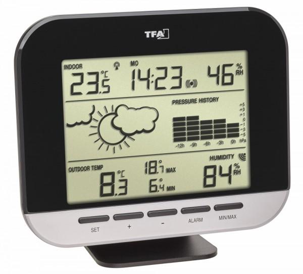 Sonderangebot Funk Wetterstation Connect TFA 35.1143.01 Wetterstationen