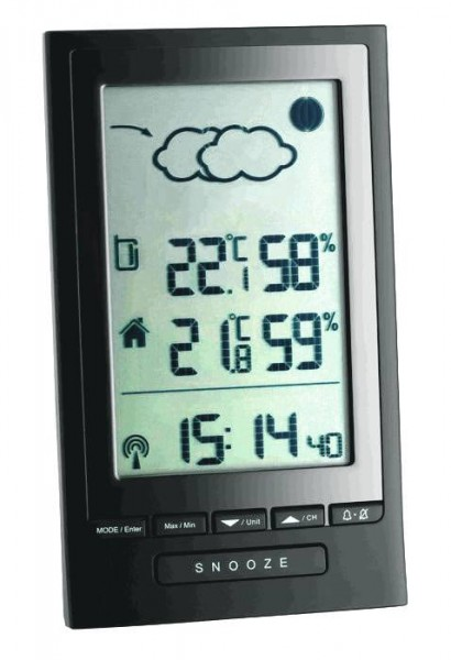 Wetterstation Modus Plus TFA 35.1122