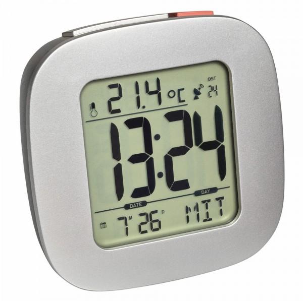 Funk-Wecker mit Temperatur TFA 60.2542 Reisewecker