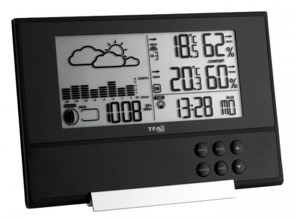 Wetterstation Pure Plus III TFA 35.1106