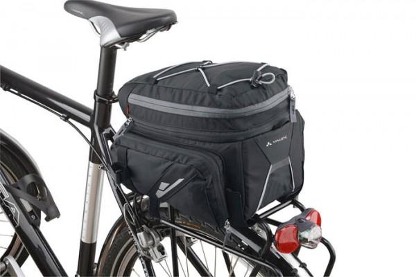 Vaude Bike Tasche Silkroad Plus incl.Snap-IT Halterung Modell 2017 Fahrradtasche E-Bike-Taschen