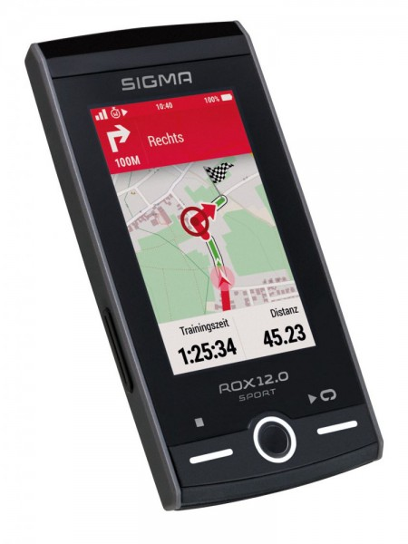 Sigma Rox 12.0 SET GPS Bike Computer Navigation Radcomputer