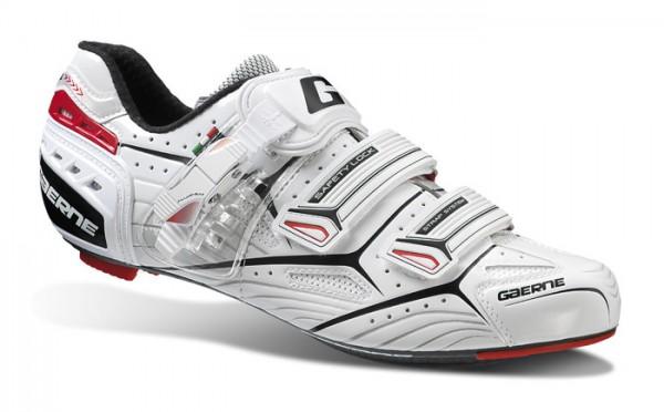 Rennradschuh Gaerne Composite Carbon G.Platinum White 3241004