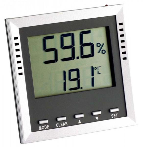 Thermo-Hygrometer Klima Guard TFA 30.5010.K incl. Werkszertifikat
