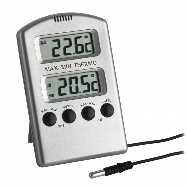 TFA 30.1020 Digitales Innen-Außen-Thermometer