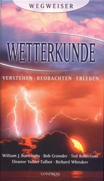 Fachbuch Wetterkunde