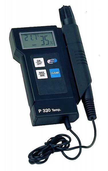 Profi-Hygrometer P330 mit Kabelsonde DE 5000-0330