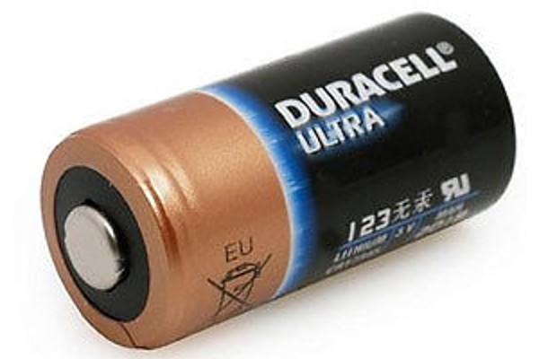 Davis Ersatzbatterie 123 A Photobatterie